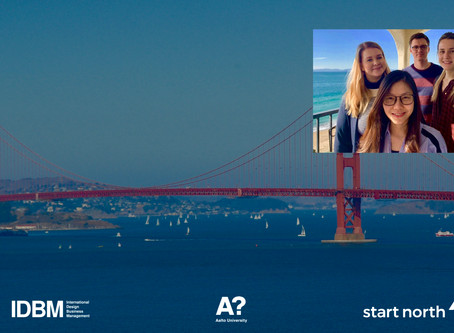 Meet team Northern Star! ✨ in San Francisco this week!