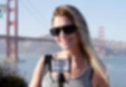 Liza-Maria Norlin San Francisco launchin