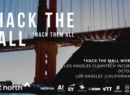 5G California Hack the Mall