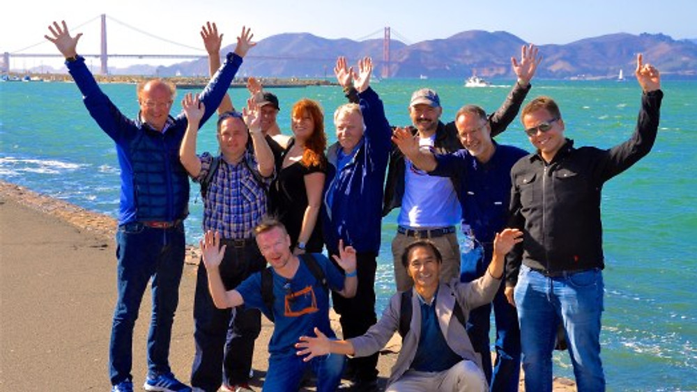Nordic Impact Week San Francisco - Silicon Valley