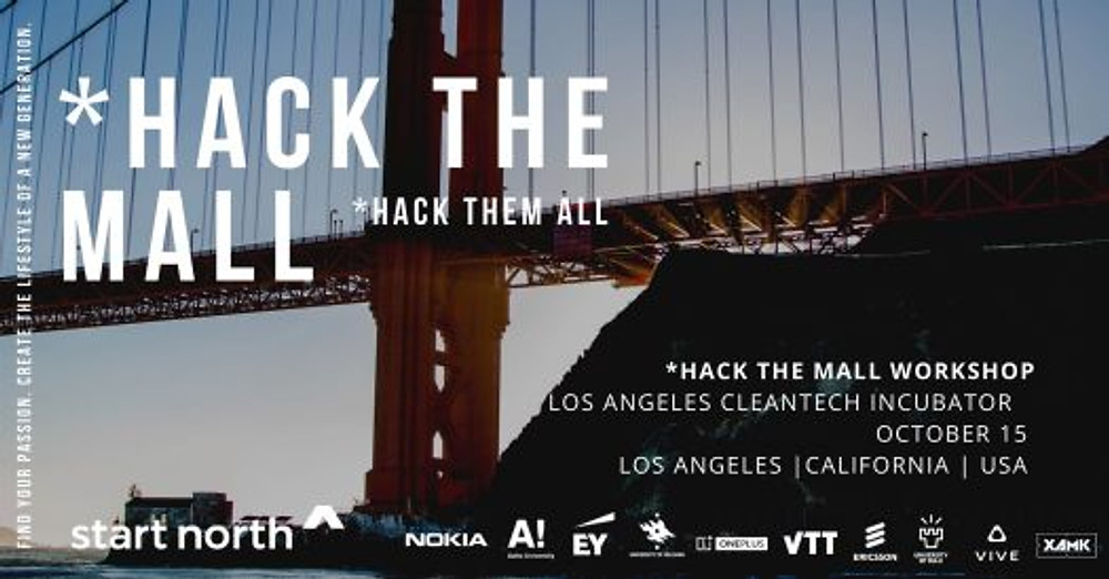 Hack the Mall California