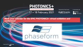 EPIC PHOTONICS+ exhibition and talk