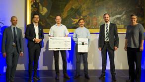 Freiburger Innovationspreis for Phaseform team