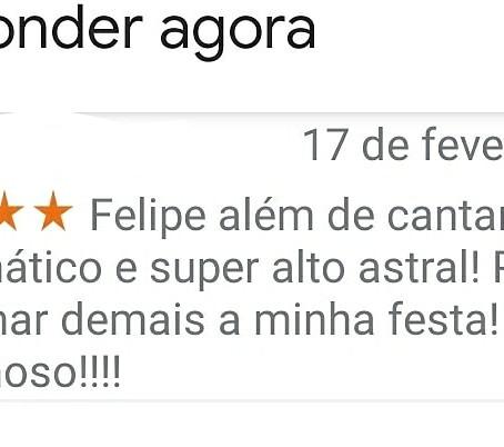 Obrigado, Karina! (Banda para casamento barata no Rio de Janeiro - RJ)