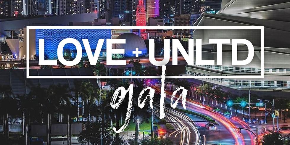 LOVE+UNLTD GALA