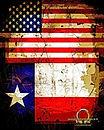 OMEGA FIREARMS U.S.A. TRAINING ACADEMY PATRIOT FLAG