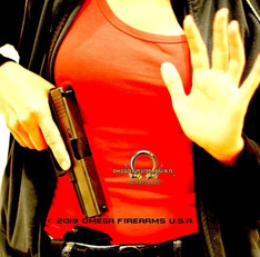 Texas DPS Approved LTC (License To Carry) ClassesGirl At Omega Firearms USA