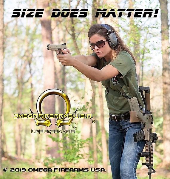 Firearms Training At Omega Firearms U.S.A.