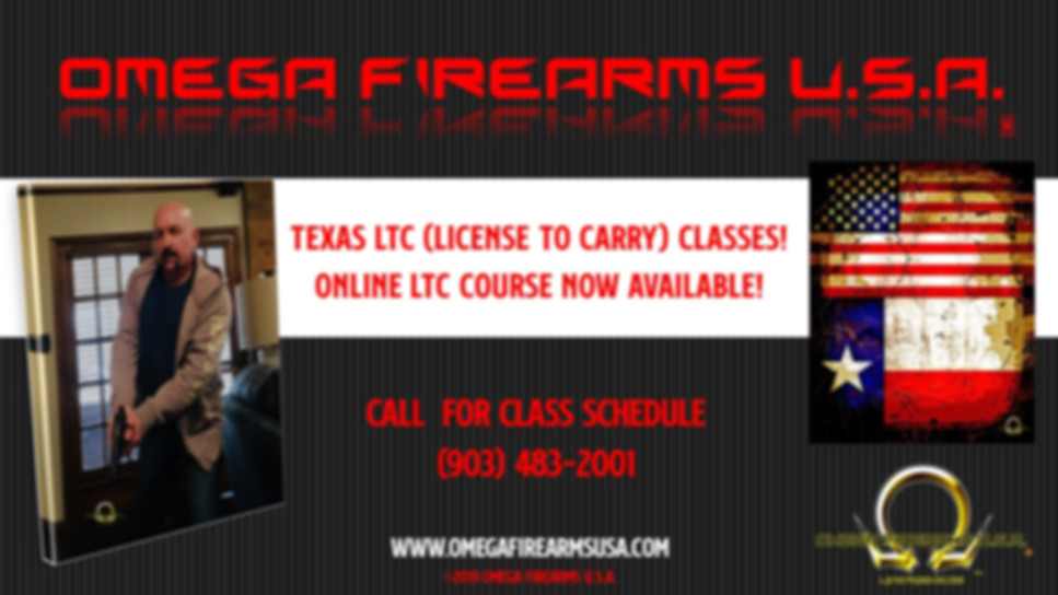TEXAS LTC CLASSES AND ONLINE LTC COURSE