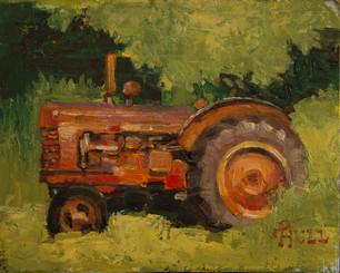 Farmall Tractor, Goshen