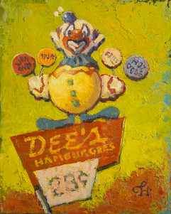 Old Dee's Sign: 28¢