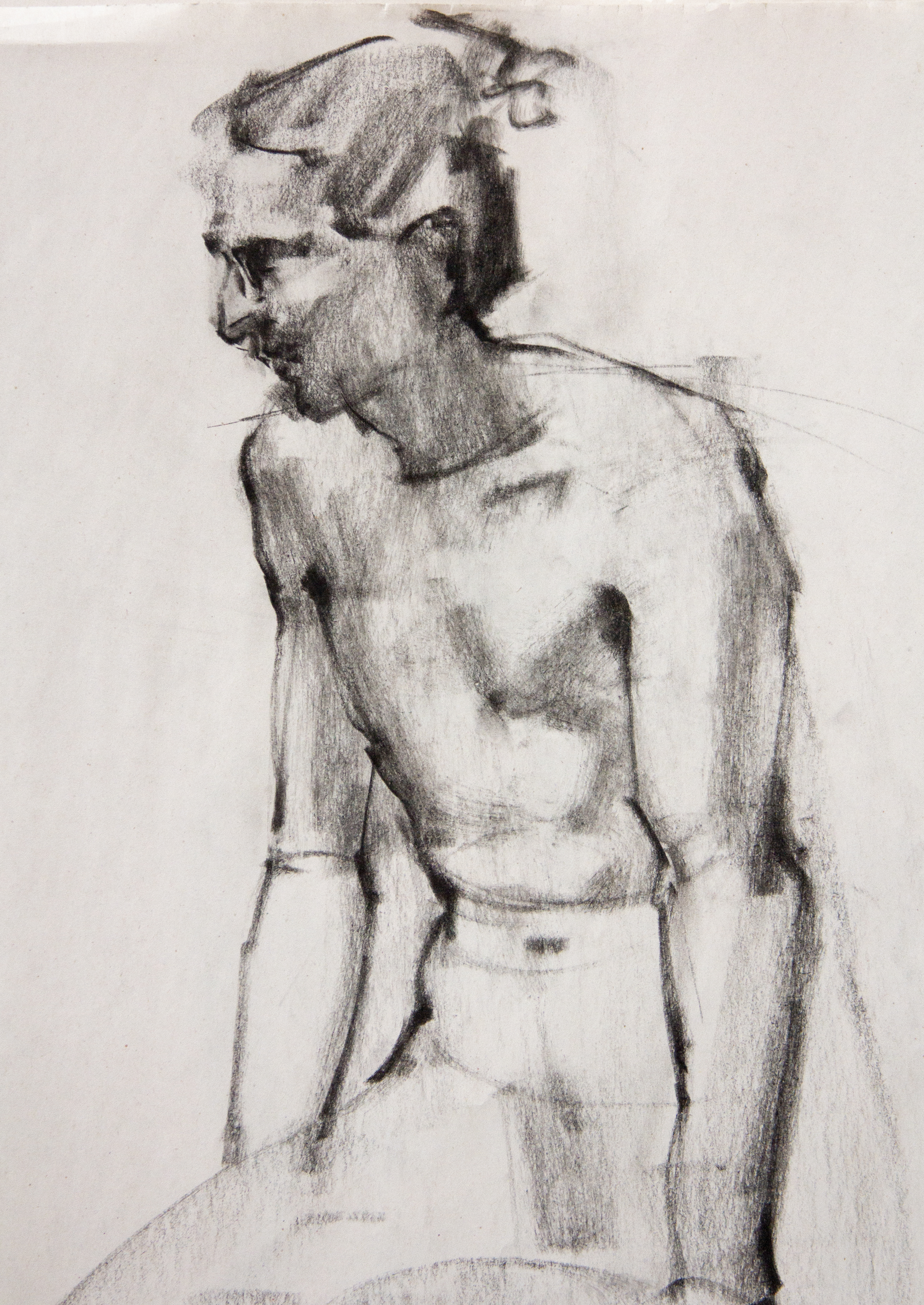 Quick Study Male - Charcoal