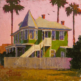 Green Beach House, Galveston