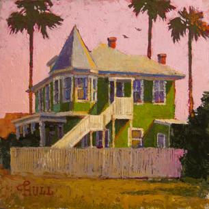 Green Beach House, Galveston