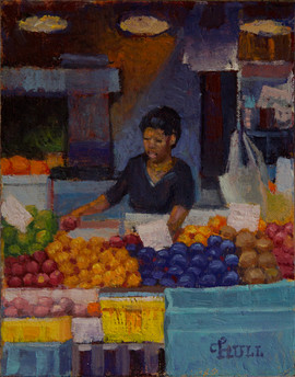 Fresh Fruit, Pike Street