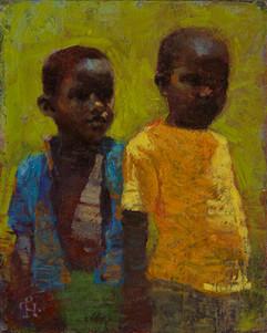 School Boys, Ghana