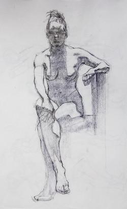 Life Drawing Woman