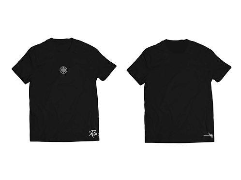 Run it x Yudimah T-shirt Black
