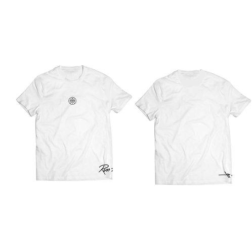 Run it x Yudimah T-shirt  White