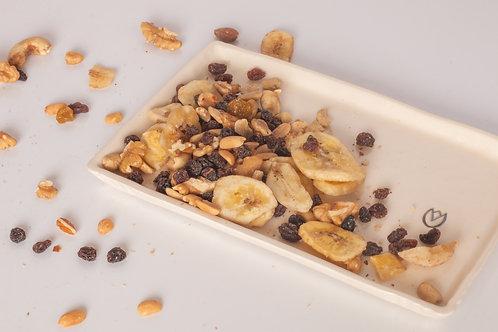 Mix Frutos secos con Chips de Banana