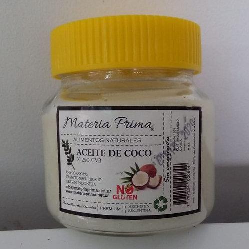 Aceite de coco 250cm