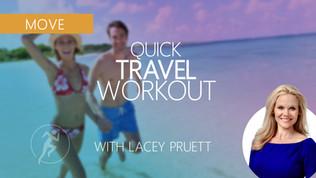 An Express Travel Workout