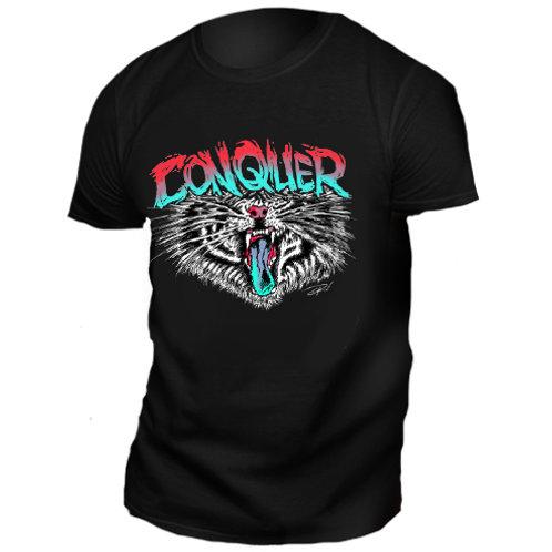 Conquer Tiger Head