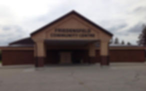 Friedensfeld Hall