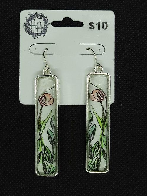 Floral 10 Earrings