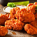 12 Boneless Chicken Wings