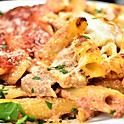 The Sicilian baked ziti
