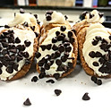 Dolce Italias homemade Holy Cannoli