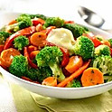 Seasonal Sauteed Veggies