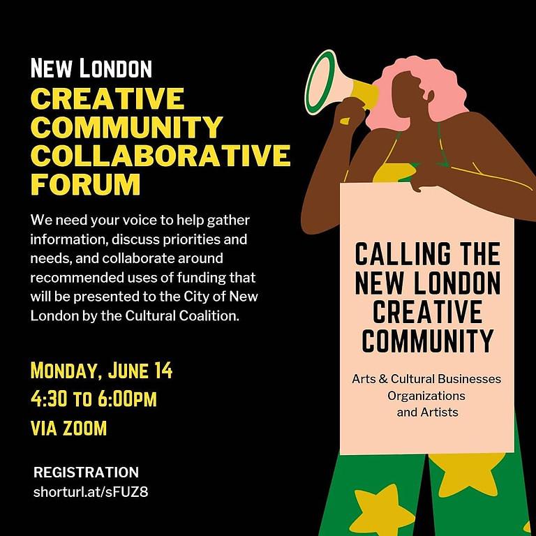 NL Creative Community Collaborative Forum