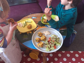Share your experience - help us make a GREAT online kids cooking hub!