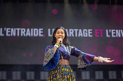 Speaking On Stage Paris