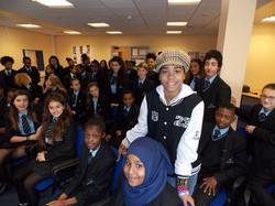 At Lambeth School London