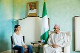 Zuriel Oduwole Speaks with Nigerias  Pre