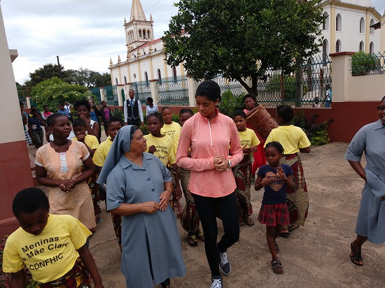 Mozambique Orphanage