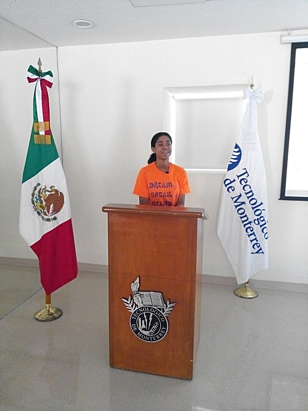 Addressing Techno Students MEXICO