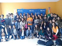 Film Class 4 Tecno Students Mexico