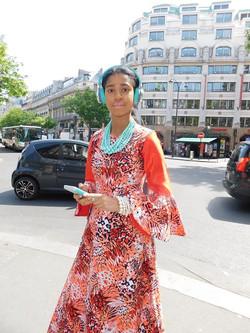 Photo Shoot - Central Paris