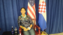 At A State Dept Event