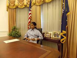 Preparing for Presidency