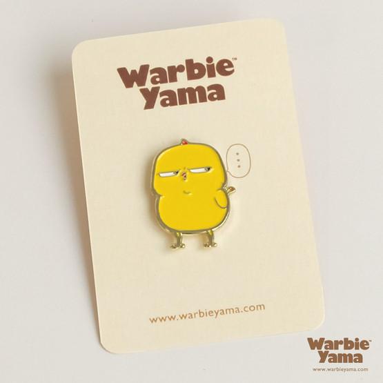 Warbie徽章