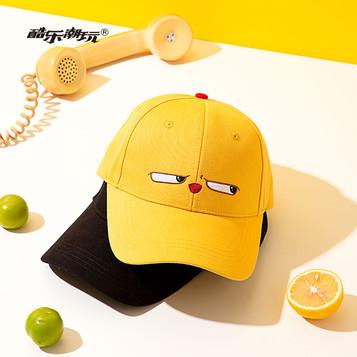 Warbie棒球帽-聯名款