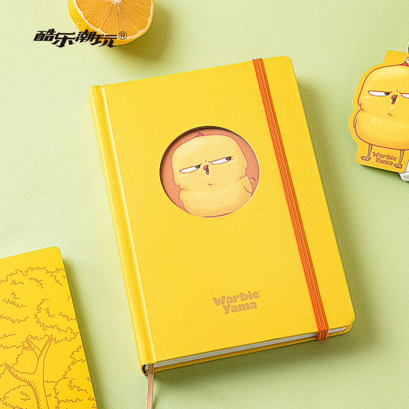 Warbie精裝筆記本