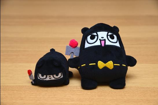 忍者熊商品