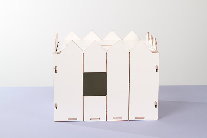 Cat house/litter box cover - Fortress