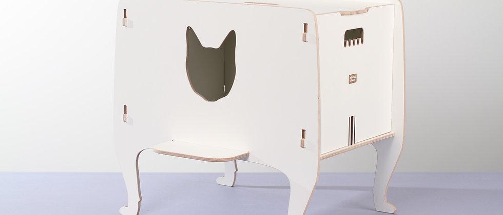 Cat house/litter box cover - Cat